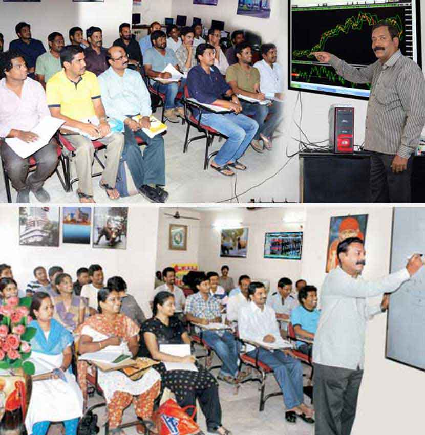 To learn Stock Market Advanced Technical Analysis Training in Hyderabad-All the Best Institute for  in  Hyderabad, Ameerpet