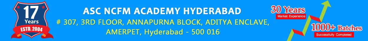 Technical Analysis Training Institute in Hyderabad Contact Address, Hyderabad