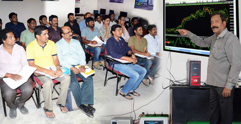 to learn Stock Market Technical Analysis Training in Hyderabad-All the Best