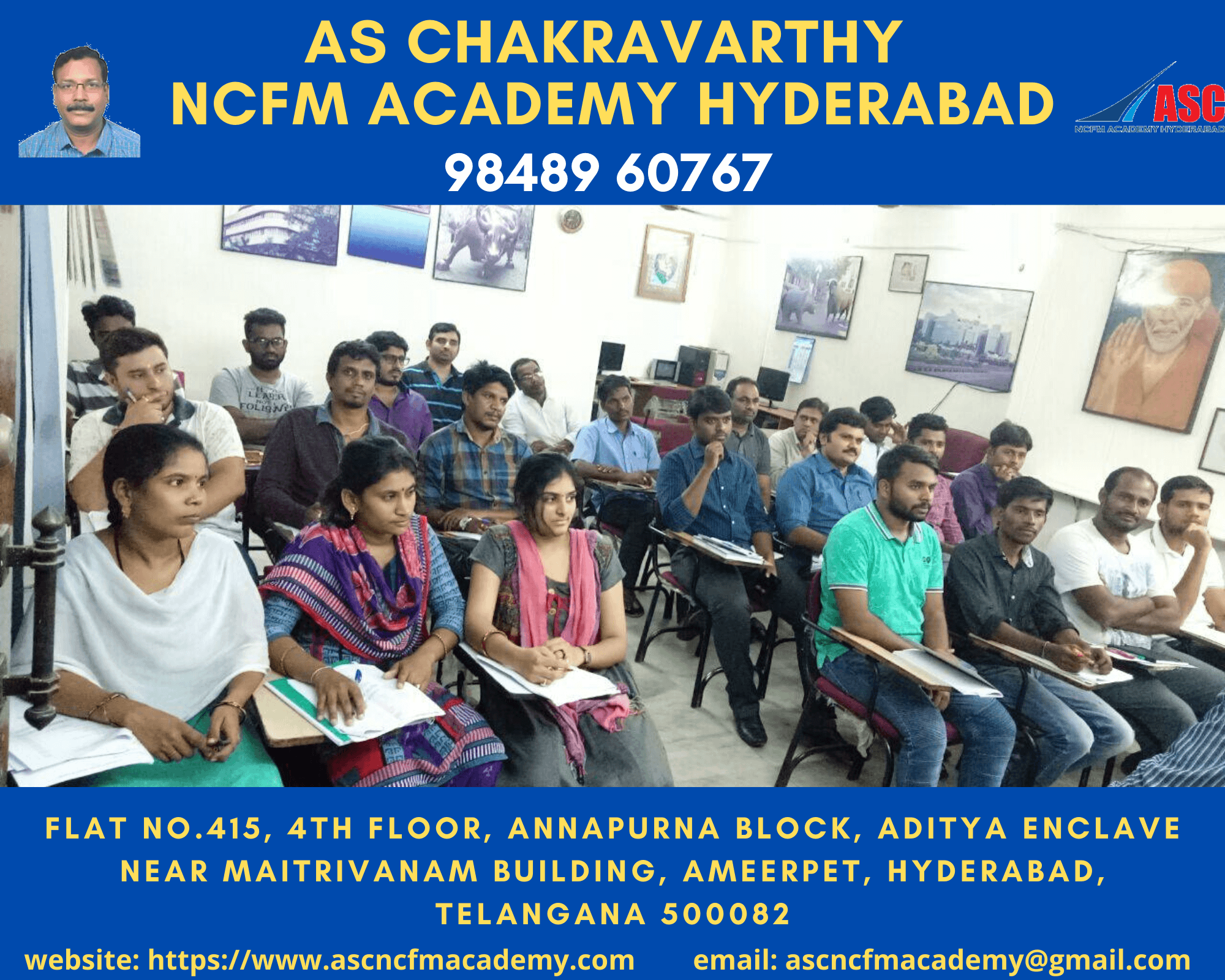 Stock Market Trading and Technical Analysis Course Training in Madhapur