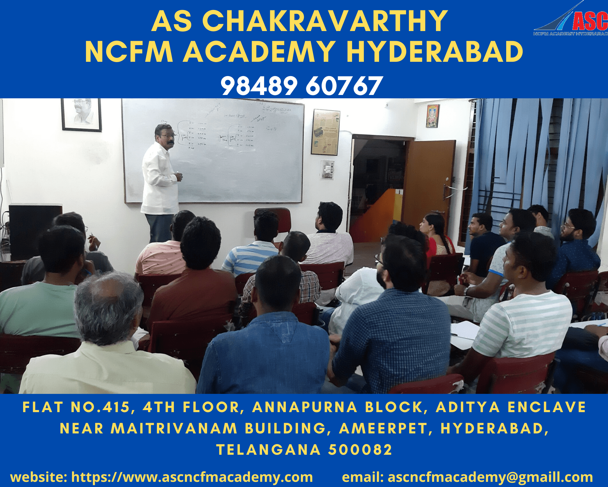 Stock Market Trading and Technical Analysis Course Training in Mahabubnagar
