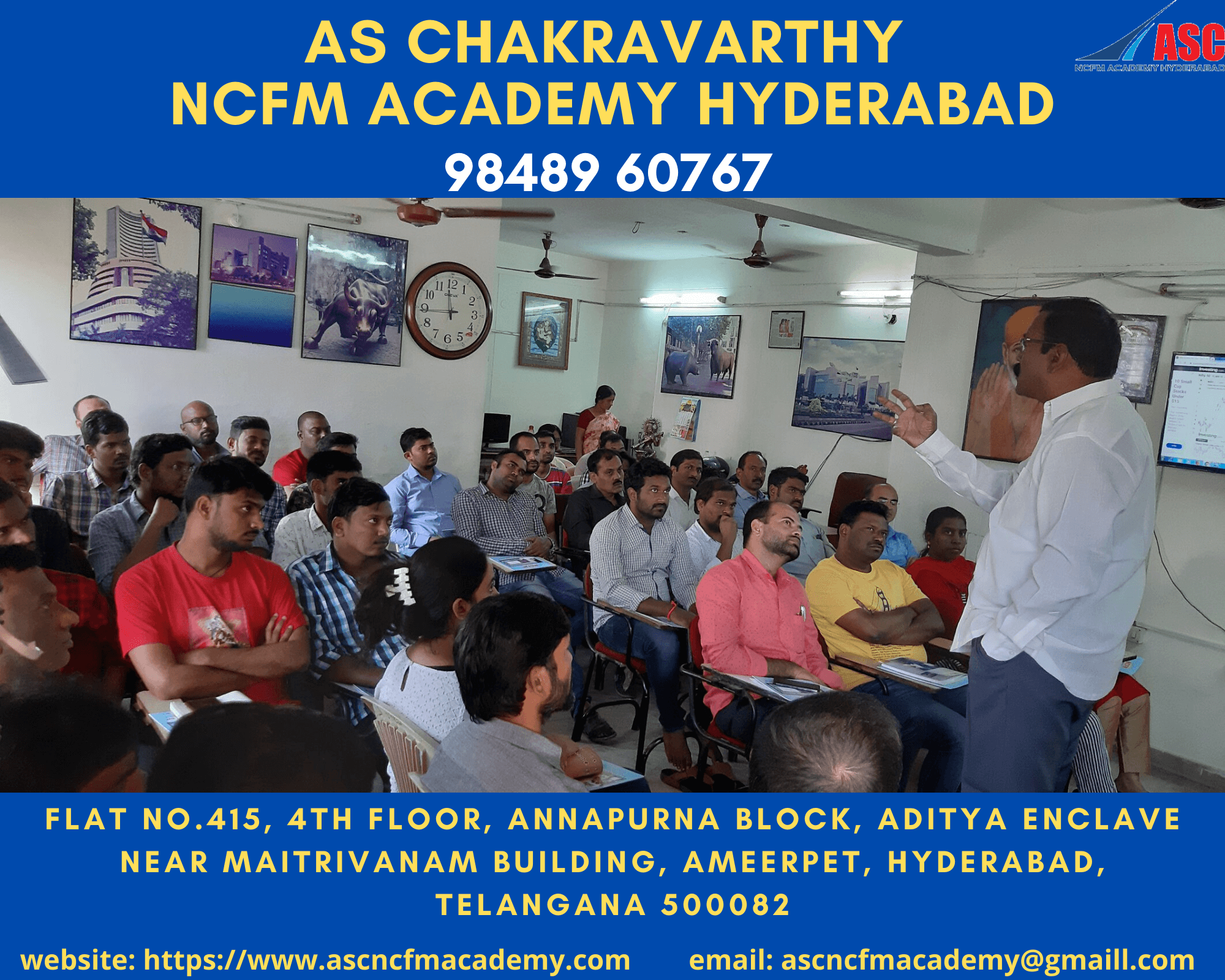 Stock Market Trading and Technical Analysis Course Training in nizamabad