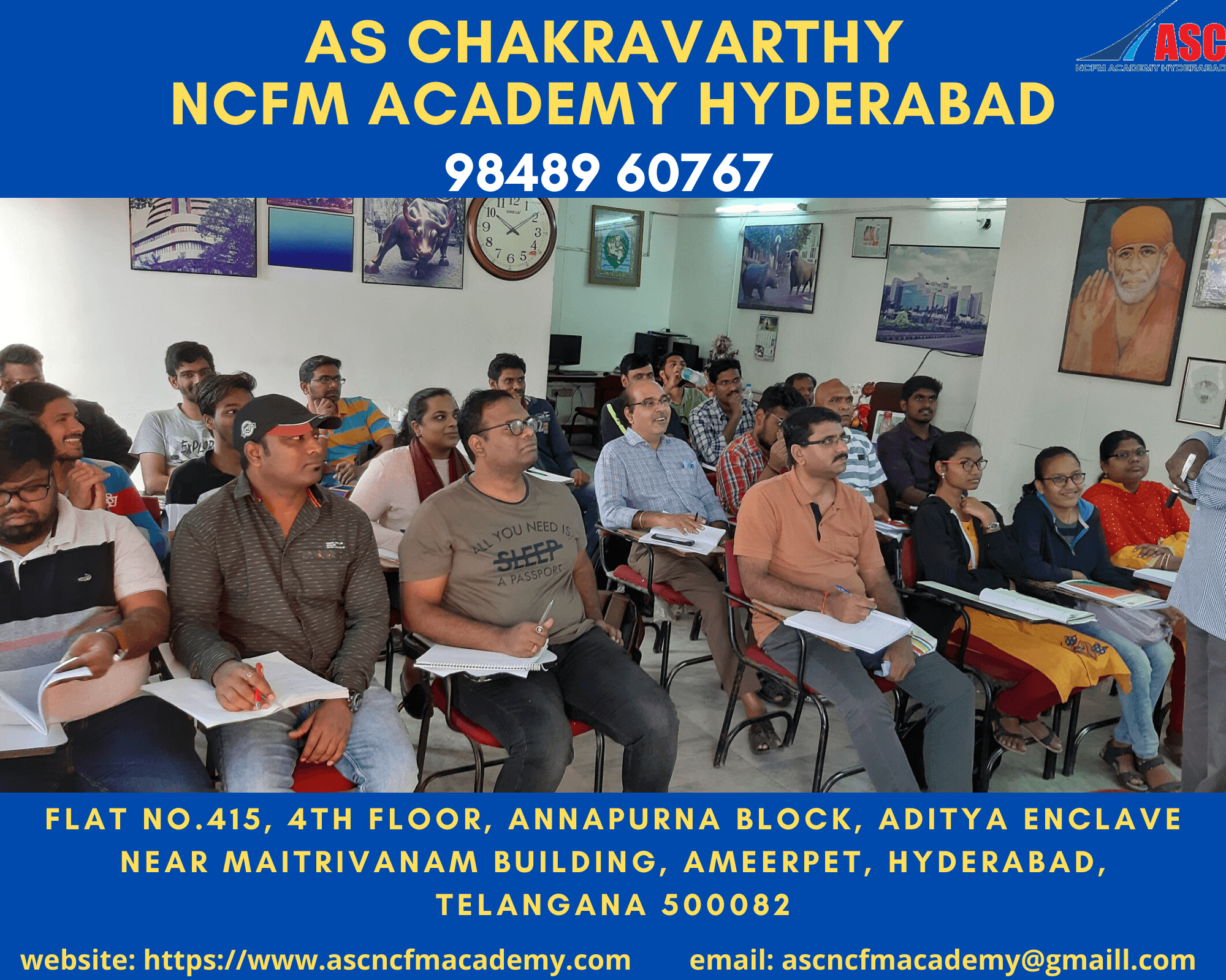 Stock Market Trading and Technical Analysis Course Training in vijayawada
