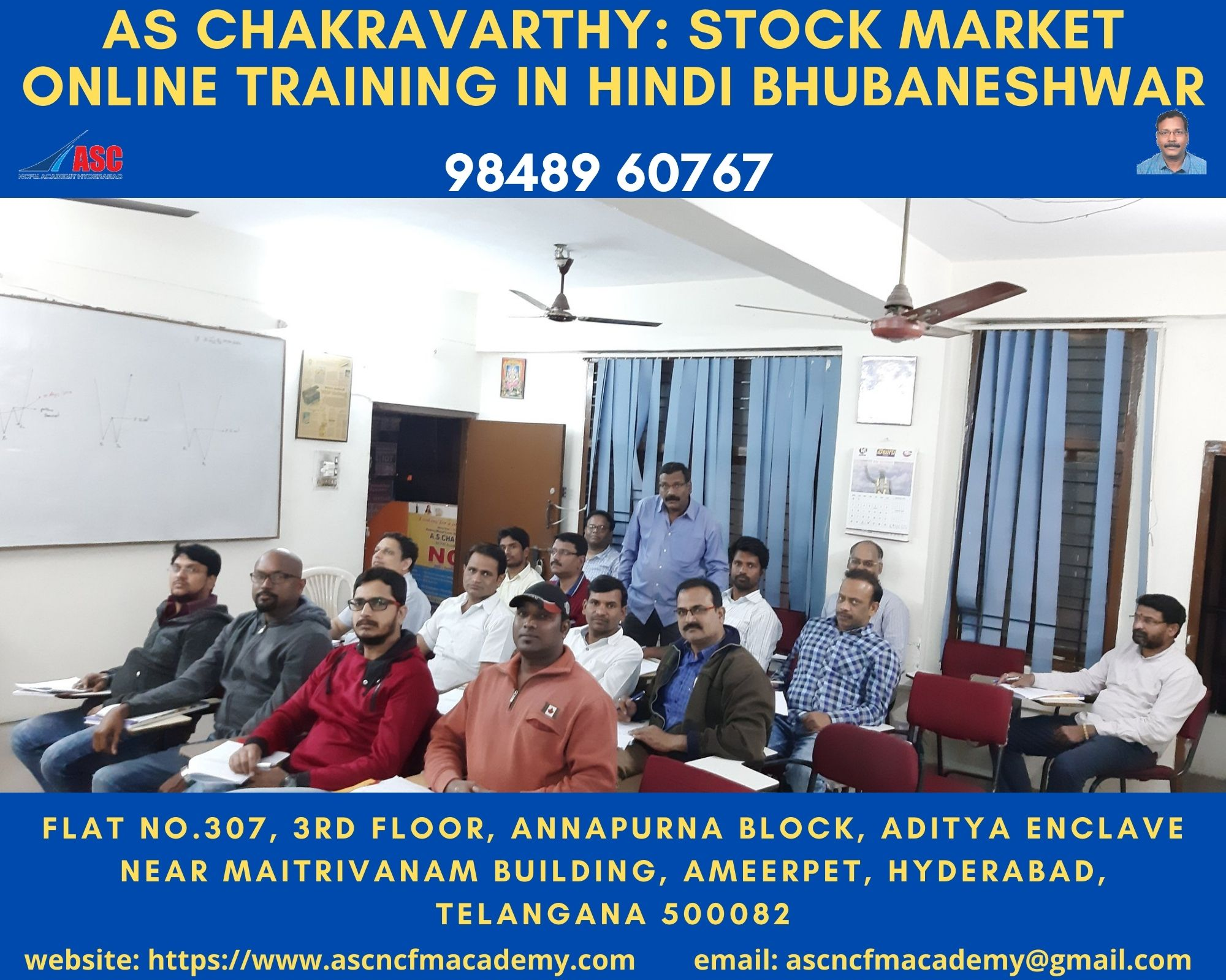 Online Stock Market Technical Training in Hindi Bhubaneshwar