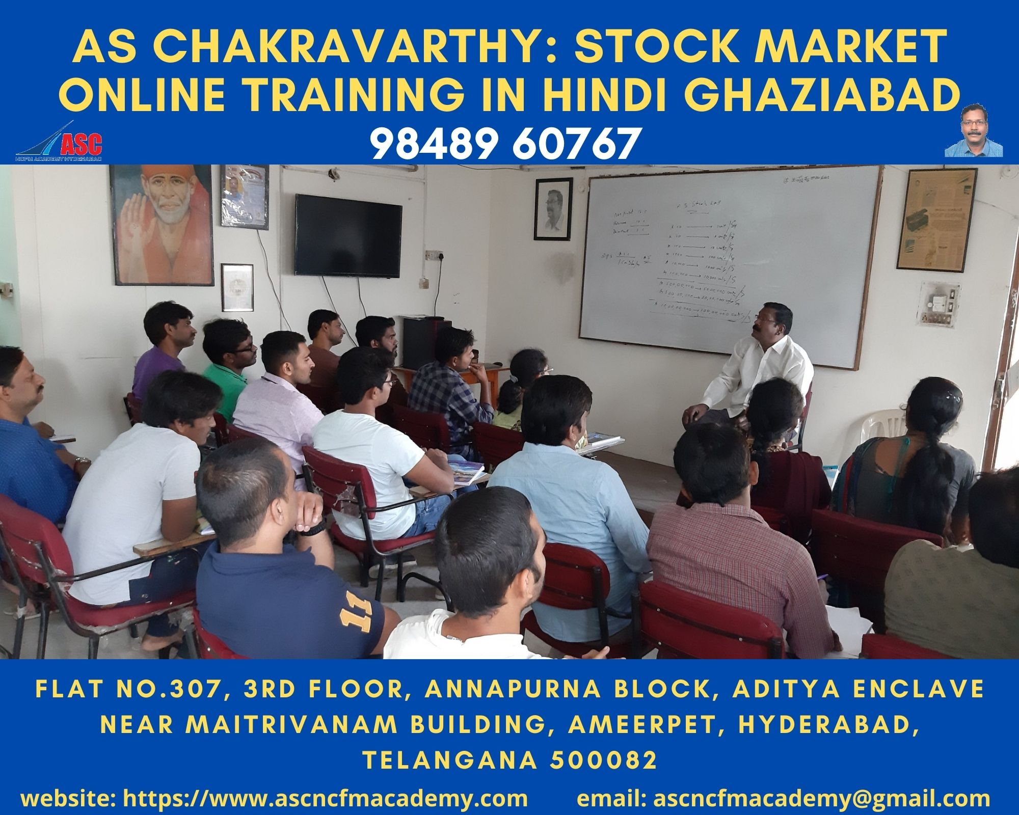 Online Stock Market Technical Training in Hindi Ghaziabad
