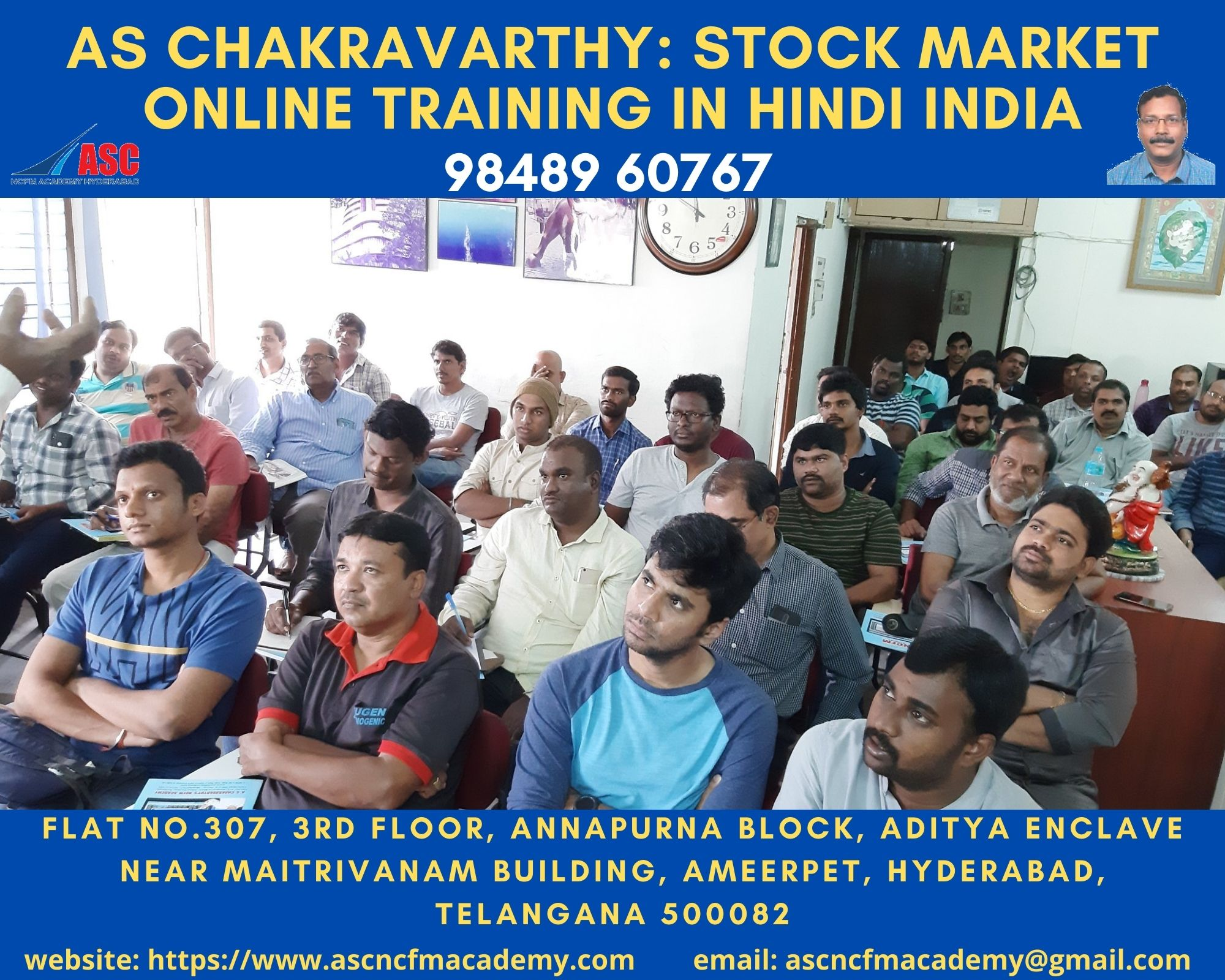 Online Stock Market Trading and Technical Analysis Course Training in India