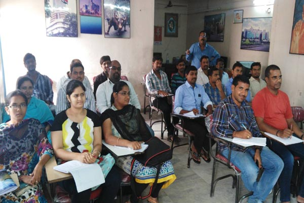 Technical Analysis Training Institute in Hyderabad : Batch No 548 Class