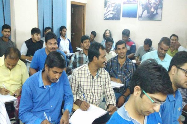 NISM Training for Option Trading in Hyderabad : Batch No 549 Class