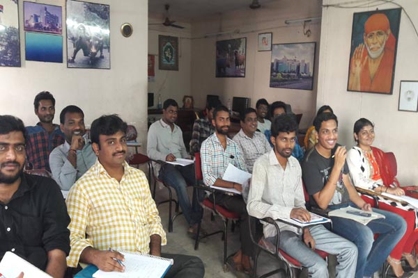 NISM Courses in Hyderabad : Batch No 557 Class