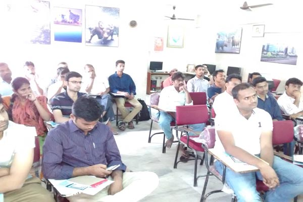 NCFM Courses Training in Hyderabad : Batch No 557 Demo
