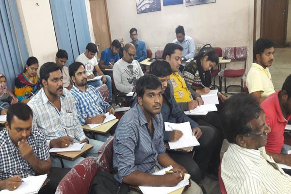 NCFM Coaching in Hyderabad : Batch No 558 Class