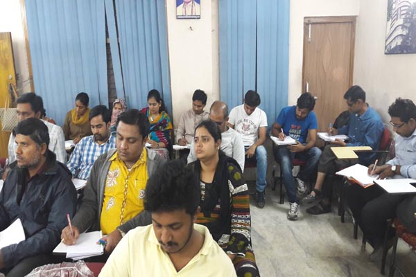 NISM Coaching in Hyderabad : Batch No 558 Class