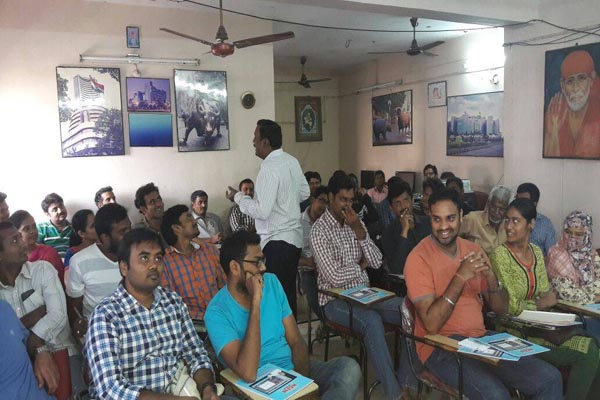 NCFM Classes in Hyderabad : Batch No 558 Demo