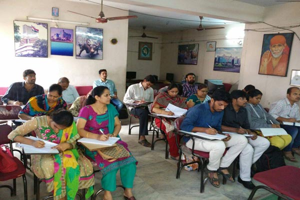 Stock Market Trading Classes in Hyderabad : Batch No 559 Class