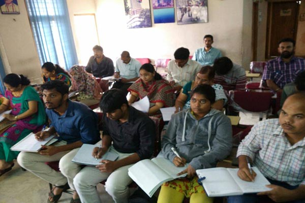 Stock Market Coaching in Hyderabad : Batch No 559 Class