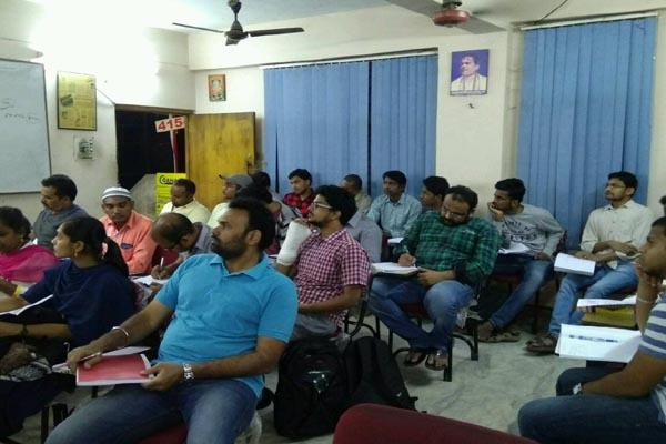 NCFM Training for Day Trading in Hyderabad : Batch No 560 Class