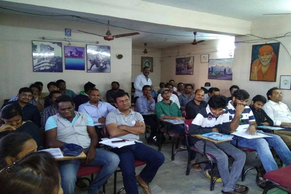 Best NCFM Training Institute in Hyderabad : Batch No 560 Demo