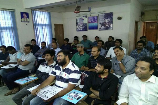NCFM Training for Intraday Trading in Hyderabad : Batch No 560 Demo