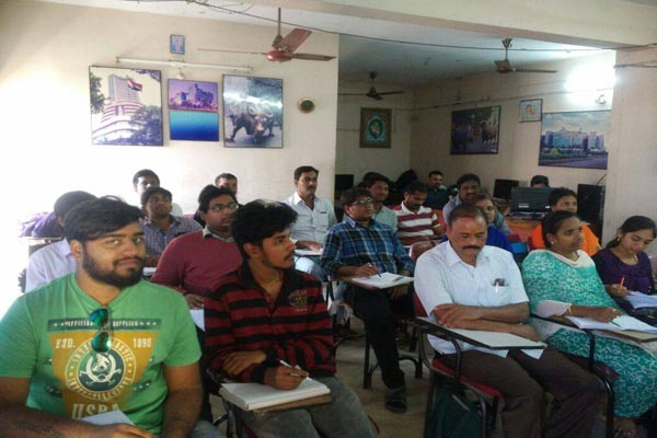 Technical Analysis Courses in Hyderabad : Batch No 561 Class