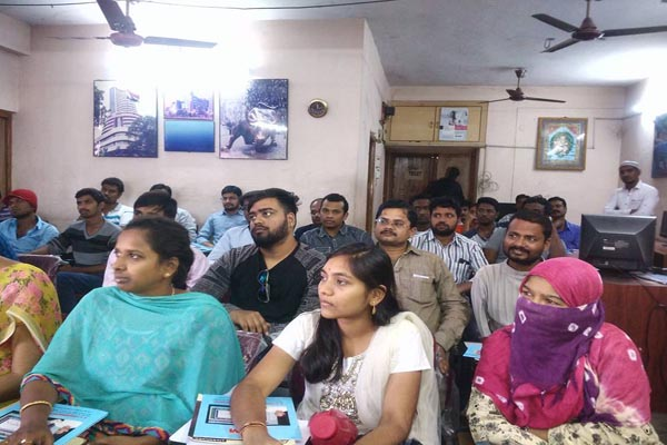 Stock Market Courses in Hyderabad : Batch No 561 Demo