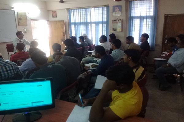 AS Chakravarthy Technical Analysis Institute : Batch No 562 Class