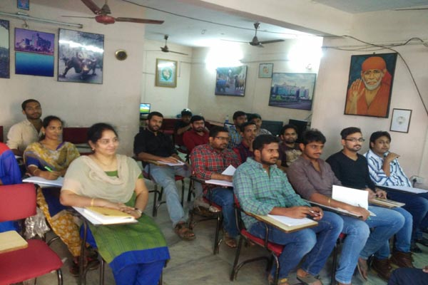 NISM Training for Mutual Fund Training in Hyderabad : Batch No 563 Class