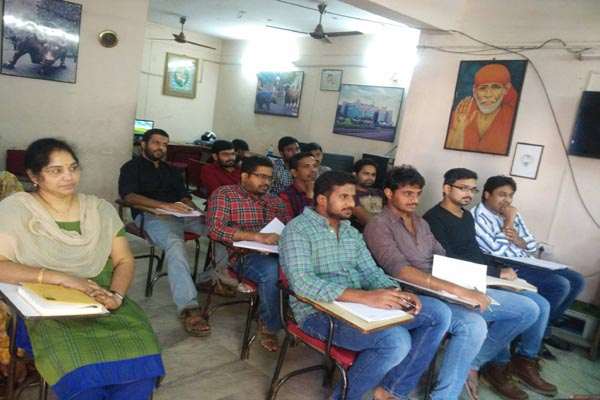 NISM Certification Training in Hyderabad : Batch No 563 Class