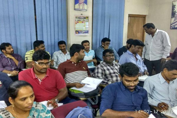Institute of AS Chakravarthy for Technical Analysis : Batch No 564 Class