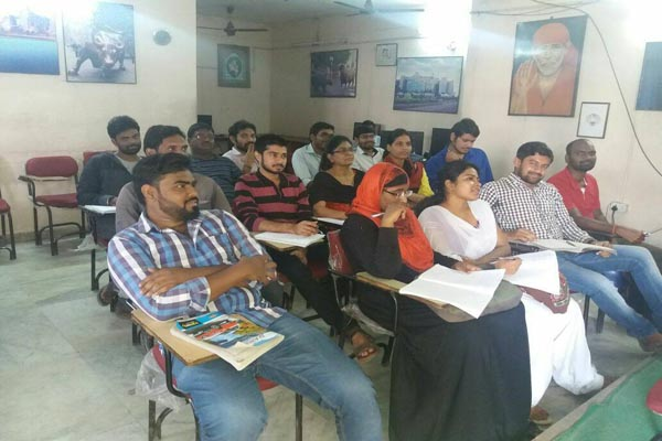 AS Chakravarthy NCFM Training Institute Hyderabad : Batch No 566 Class