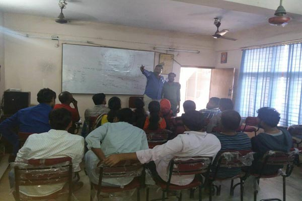 Best Institute for NCFM Course Training in Hyderabad : Batch No 566 Class
