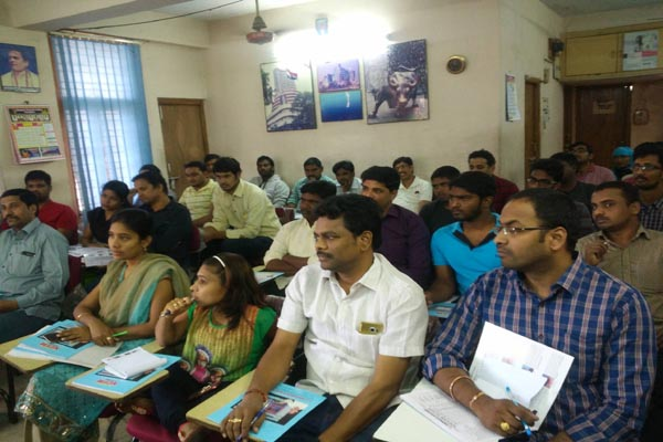 NCFM Training on Mutual Fund in Hyderabad : Batch No 566 Demo