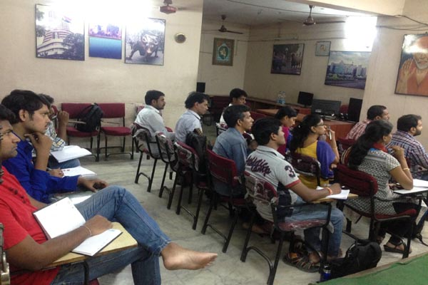 Certification Course in Stock Market Hyderabad : Batch No 567 Class