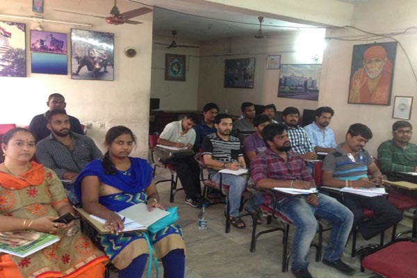 Technical Training on Intraday Trading in Hyderabad : Batch No 568 Class