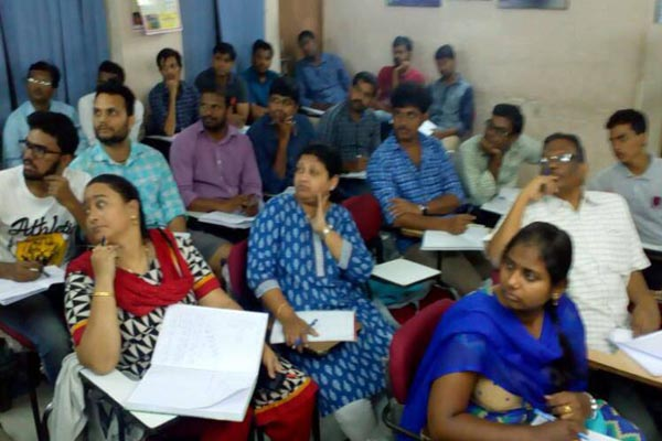 NISM Course Training in Hyderabad : Batch No 569 Class