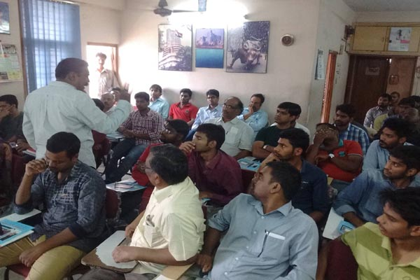 Technical Analysis Trading Course in Hyderabad : Batch No 570 Demo