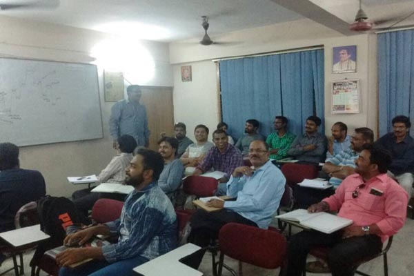 NCFM Course on Fundamental Analysis in Hyderabad : Batch No 571 Class