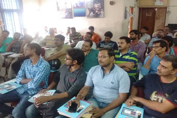 NCFM Course on Mutual Fund in Hyderabad : Batch No 571 Demo