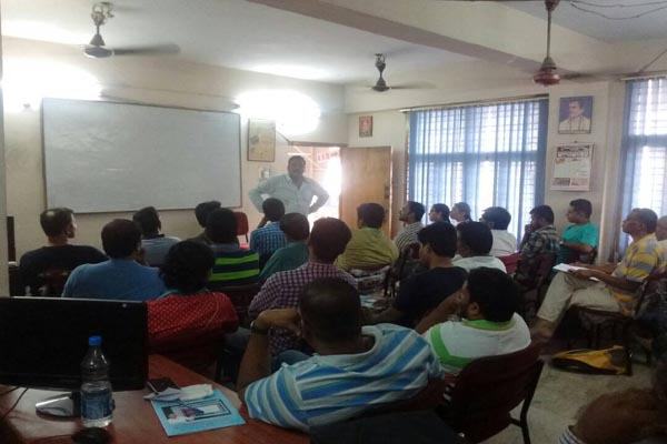 NCFM Course on Commodity Market in Hyderabad : Batch No 571 Demo