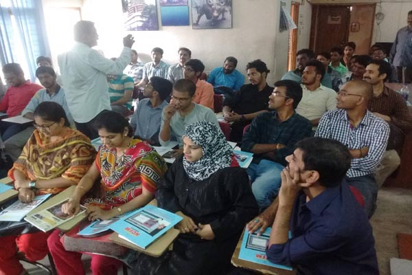 NISM Technical Analysis Training in Hyderabad : Batch No 573 Demo