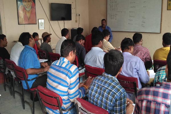 NCFM Course on forex Market in Hyderabad : Batch No 576 Class