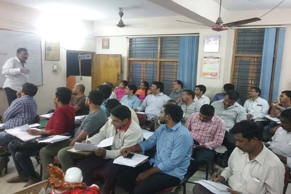 Technical Analysis Course in Hyderabad Ameerpet : Batch No 583 Class