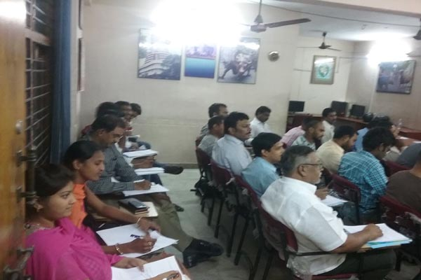 Technical Analysis Course Ameeret Hyderabad India : Batch No 583 Class