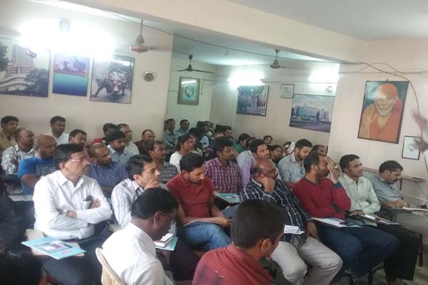 Technical Analysis Course In Hyderabad By AS Chakravarthy : Batch No 583 Demo