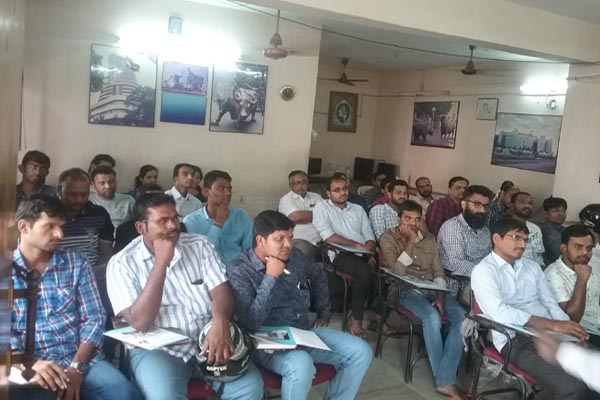 NCFM Course for Day Trading Technical Ameerpet : Batch No 584 Demo