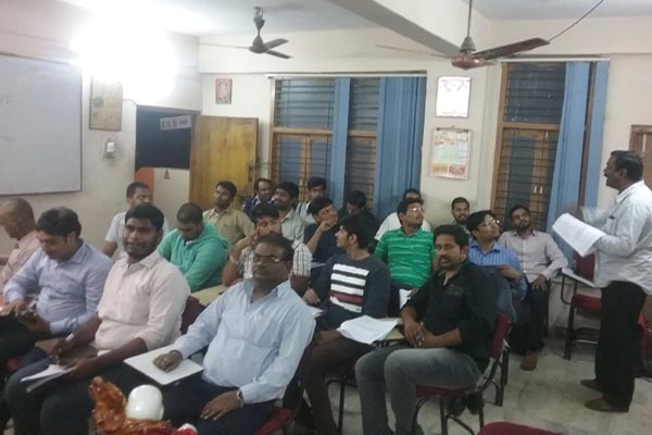 Stock Market Course Institute in Ameerpet Hyderabad India : Batch No 585 Class