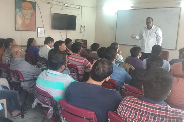 Stock Market Trading Course in Hyderabad : Batch No 585 Demo