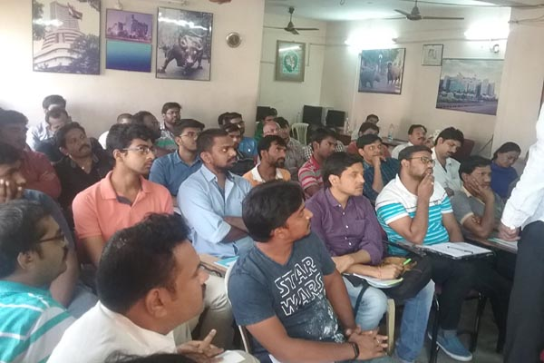 Stock Market Training Course in Hyderabad : Batch No 585 Demo