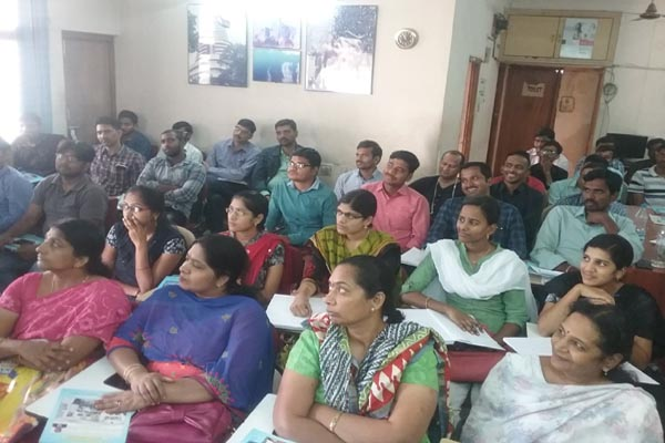 NCFM Certification Course Institute in Hyderabad : Batch No 587 Demo