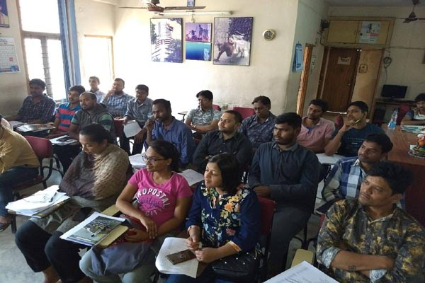 Stock Market Training Institute in Hyderabad  : Batch No 588 Class