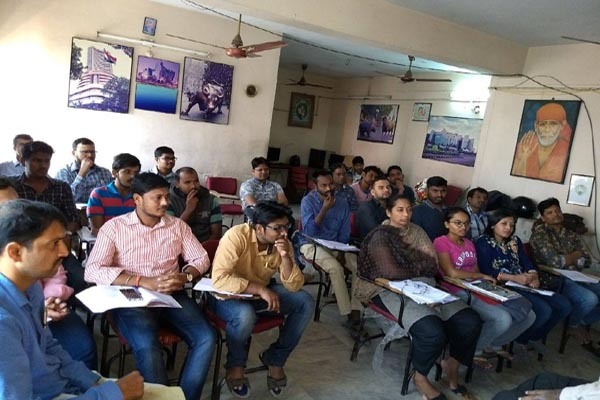 Stock Market Technical Analysis Training in Hyderabad : Batch No 588 Class